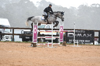 Showjumping 50 points